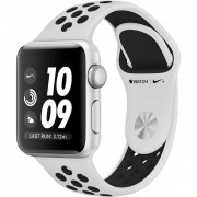 AW Series 3 Nike+ White 38mm MQKX2 - GPS