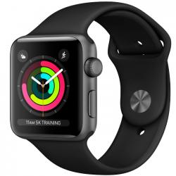 AW Series 3 Sport 38mm Black  - GPS