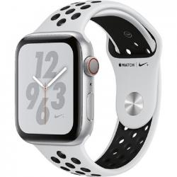 AW Series 4 Nike+ 40mm (MTV92) Silver Aluminum Sport Band