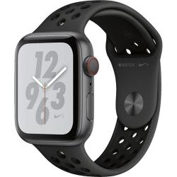 AW Series 4 Nike+ 44mm (MTXE2) Space Gray Aluminum Sport Band
