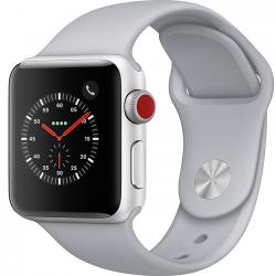 AW Series 3 Silver 42mm MQK12 - Cellular