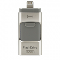 Flash Drive OTG 3 IN 1 iPhone & Android Phone