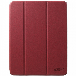 "Bao da Mutural iPad Pro 11"" 2020 Red"