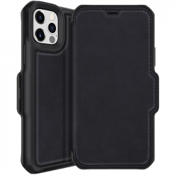 Ốp lưng ITSKINS Hybrid Folio Leather iPhone 12 - 12 Pro