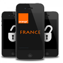 Unlock mạng Orange