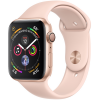 Apple Watch Series 4 44mm (MU6F2) GPS Gold Aluminum Case with Pink Sand Sport Band