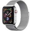 Apple Watch Series 4 40mm (MTUM2) GPS + Cellular Stainless Steel Case with Milanese Loop
