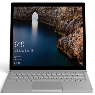 Surface Book 2017 i5-8GB-SSD128GB