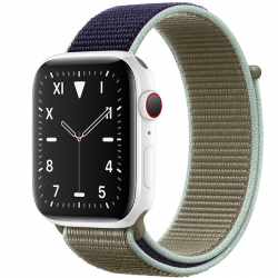 AW Edition 40mm Ceramic Sport Loop Khaki MWTT2
