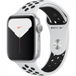 AW Series 5 40mm Silver Nike+ - MX3R2