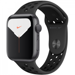 AW Series 5 40mm Gray Nike+ - MX3T2