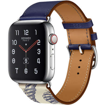 AW Series 5 44mm Stainless Steel Case with Single Tour MX2X2