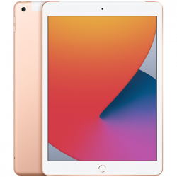 Apple iPad 10.2'' 128GB 4G WiFi Gold (2020)