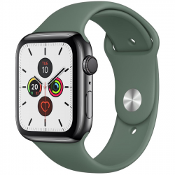 AW Series 5 40mm Gray Alumium Green Sport