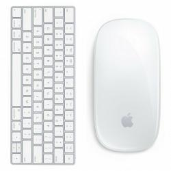 Combo Apple Magic Mouse & Magic Keyboard