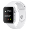 Apple Watch Sport Band White Case 42mm