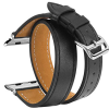 Leather Watch Band Coteetci 38mm