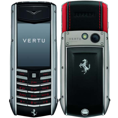 Vertu Ascent Special Edition Ferary Red