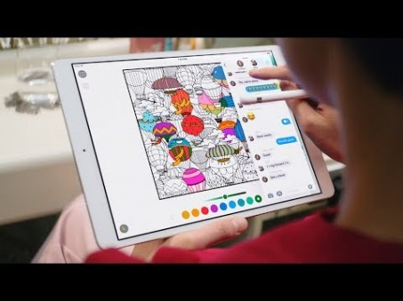 The New iPad Pro — On Any Given Wednesday